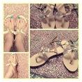 Sandal xỏ ngón siêu xinh