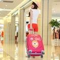 Chuyên valy kéo, túi xách, balo giá rẻ nhất thị trường, có bán khóa số,đai, vỏ bọc valy,số 5 TRẦN PHÚ