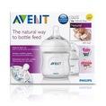 Set 2 bình sữa Avent Natural, set 3 bình Avent Classic BPA free 125ml 260ml