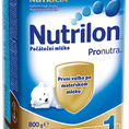 CHUYÊN Sữa Nutrilon CH Séc, đỉnh cao chất lượng cho bé sơ sinh châu Âu