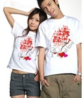Áo thun đôi hè mua tại Shop thời trang 191 Bạch Mai và 254B Nguyễn Trãi và 75 Cầu Giấy