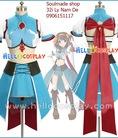 Soulmade shop:nhà 4B ngõ 109 Trường Chinh Nhận may đo đồ cosplay Naruto, Kingdom heart, Inuyasha,....