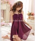 Đầm ngủ màu tím.Quãng châu