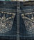 Shop Củ Kiệu,Váy Jean LA IDOL, Nhẫn Swarovski hiệu Preciosa, Đầm Zara, Dây nịt Guess