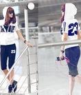 Topic 2: Rất nhiều bộ đồ thể thao phong cách Hàn Quốc hot nhất xuân hè 2013