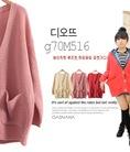 MS 33: Áo len, áo khoác Hàn Quốc, nhận bán sỉ và lẻ từ các web Hàn Quốc giá rẻ nhất update 2013