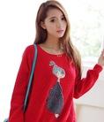 Áo len nữ thời trang free ship nội thành Hà Nội