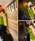 Mùa đông ấm áp với áo len cổ lọ trơn, áo len dáng dài chất cực đẹp và dày dặn... Rất nhiều màu để lựa chọn...