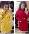 Áo khoác vest nhiều mẫu cực hot cho các bạn gái thêm xinh và ấm áp hơn trong mùa đông này
