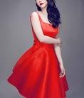 Váy đàm xinh đón tết hang Vietnam xuất khẩu chất lượng bảo đảm