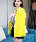 Đẹp đẳng cấp với Những mẫu áo vest áo khoác dạ nữ công sở đẹp thu đông 2013