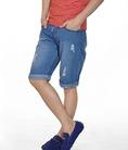Địa chỉ mua quần short jean nam xước bụi, cá tính tại TPHCM