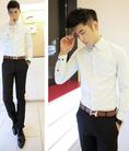 Áo sơ mi nam Hàn Quốc đẹp , áo sơ mi nam phong cách sành điệu giá cực rẻ