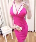 CHUYÊN Váy Đầm Hot Girl Đi Bar Club Dự Tiệc Dạo Phố Phong Cách SAO Bán Buôn Bán Lẻ.