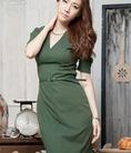 Váy liền thân thời trang Hàn Quốc