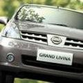 Ban xe nissan grand livina 7 chỗ, pickup navara M/T và A/T khuyễn mãi nhiều tại nissan tân sơn nhất