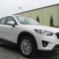 Mazda CX5 Linh hồn của sự chuyển động. Công nghệ Skyactiv đầu tiên tại Việt Nam