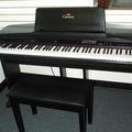 Bán piano điện cũ, bán organ guitar ngoại giá hot