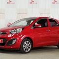 Bán Kia Morning 2012 màu đỏ, xe nhập khẩu chạy lướt còn như mới
