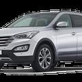 Giá hyundai Santafe 2014, santafe full options tại Hyundai Hải Phòng, xe giao ngay, hỗ trợ trả góp