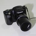Bán máy ảnh siêu zoom Canon SX500hs zoom 30x, máy đẹp.
