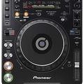 Thiết bị Dj Pioneer CDJ 1000MK3 Professional CD/MP3 Turntable