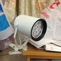 Đèn LED chiếu sáng 12W phụ kiện chụp ảnh trong nhà