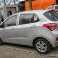 Bán lô xe Hyundai Grand i10 taxi giá rẻ, xe chất lượng tốt, tiết kiệm nhiên liệu tại Hyundai Hải Phòng