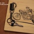 Móc khóa độc lạ cho anh em bikers