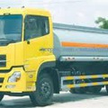 Bán xe bồn chở xăng dầu DongFeng 3 chân, đời 2009