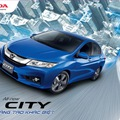 Bán Honda City 2014 2015 phiên bản hoàn toàn mới