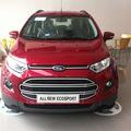 Bán xe Ford EcoSport, màu đỏ, giao ngay, giá tốt nhất