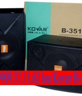 Hình ảnh: Loa Kovar B 351X âm thanh chuyên nghiệp karaOke chất lượng cao giá rẻ
