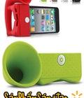Hình ảnh: Loa phóng đại âm thanh iPhone không dùng pin / điện, kiêm chân đế máy đa năng giá bán rẻ nhất tại Sản Phẩm Sáng Tạo .com