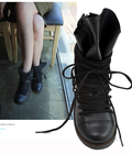 Hình ảnh: Topic 3: Booties/Walker Heels sành điệu, độc nhất,hót nhất, sách tay từ hàn quốc