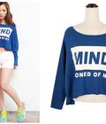 Hình ảnh: Áo phông teen thu đông Hàn Quốc 2013 link số 1