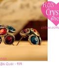 Hình ảnh: Crystal shop Khuyên tai đồng giá 35k/đôi update 3/2014