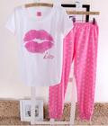 Hình ảnh: Toppic 4 Bộ đồ mặc nhà, mặc ngủ siêu hót chất cực đẹp mát, phong cách trẻ trung