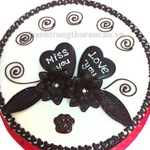 Bánh sinh nhật rau câu ở TPHCM Q5