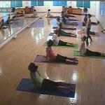 Khai giảng lớp yoga cơ bản tại Olympia số 4 Trần Hưng Đạo