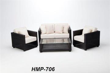 Sofa, salon phòng khách nhựa giả mây