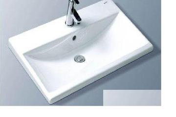 Chậu rửa Inax L2397V