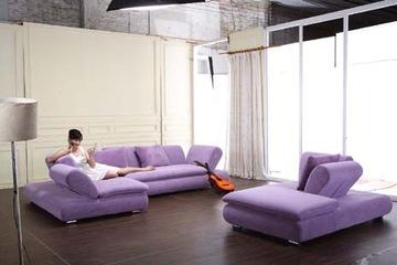 sofa vải nhung Nội Thất Hương Linh