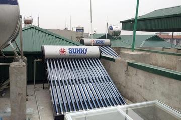 SUNNY 30 phi 58 330 lít ống titan