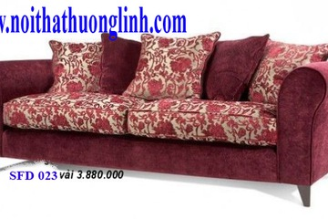 sofa đôi cá tính.Hương Linh Nội Thất