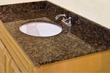 bàn lavabo granite