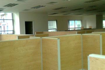 Vách ngăn văn phòng  cabin làm việc TN  VS01