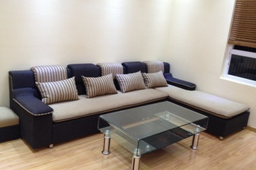Sofa góc nỉ. MSP 08