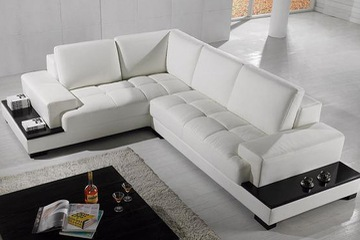 Luxury Home   mẫu sofa da cao cấp