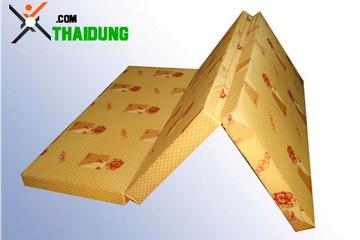 Đệm cỡ 1,5m x 1,9m Dày 5cm  Bông Ép Hàn Quốc